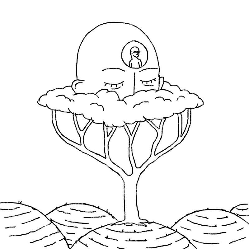 tree headed