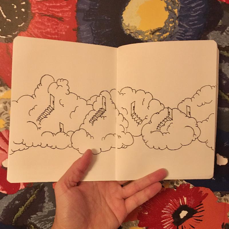 basic ass clouds