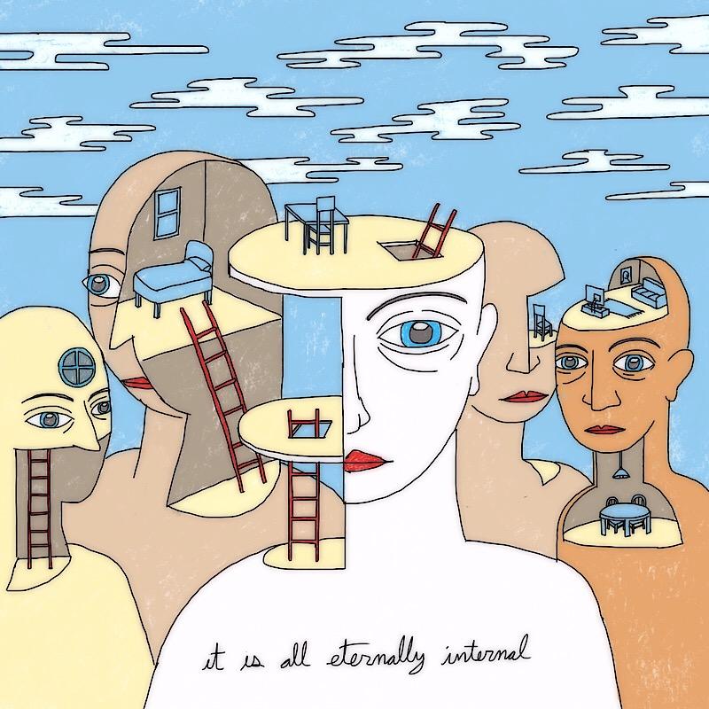it is all eternally internal